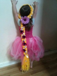 The gallery for --> Disney Tangled Rapunzel Braided Hair