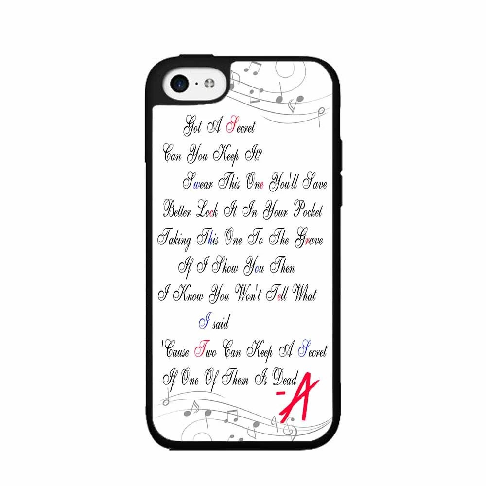 Pretty Little Liars iPhone 4 4s 5 5s 5c 6 6 Plus di BleuReign