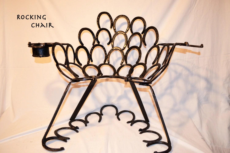 horseshoe rocking chair swing riyadh