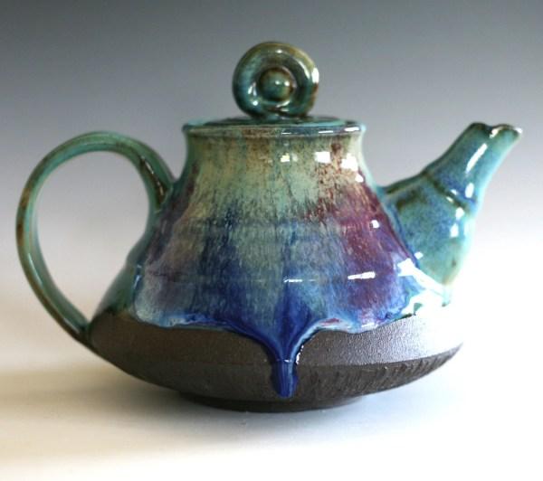 Handmade Ceramic Teapot Stoneware Ocpottery