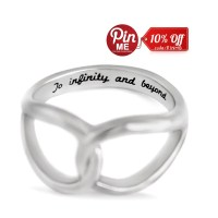 The gallery for --> Infinity Promise Rings For Girlfriend