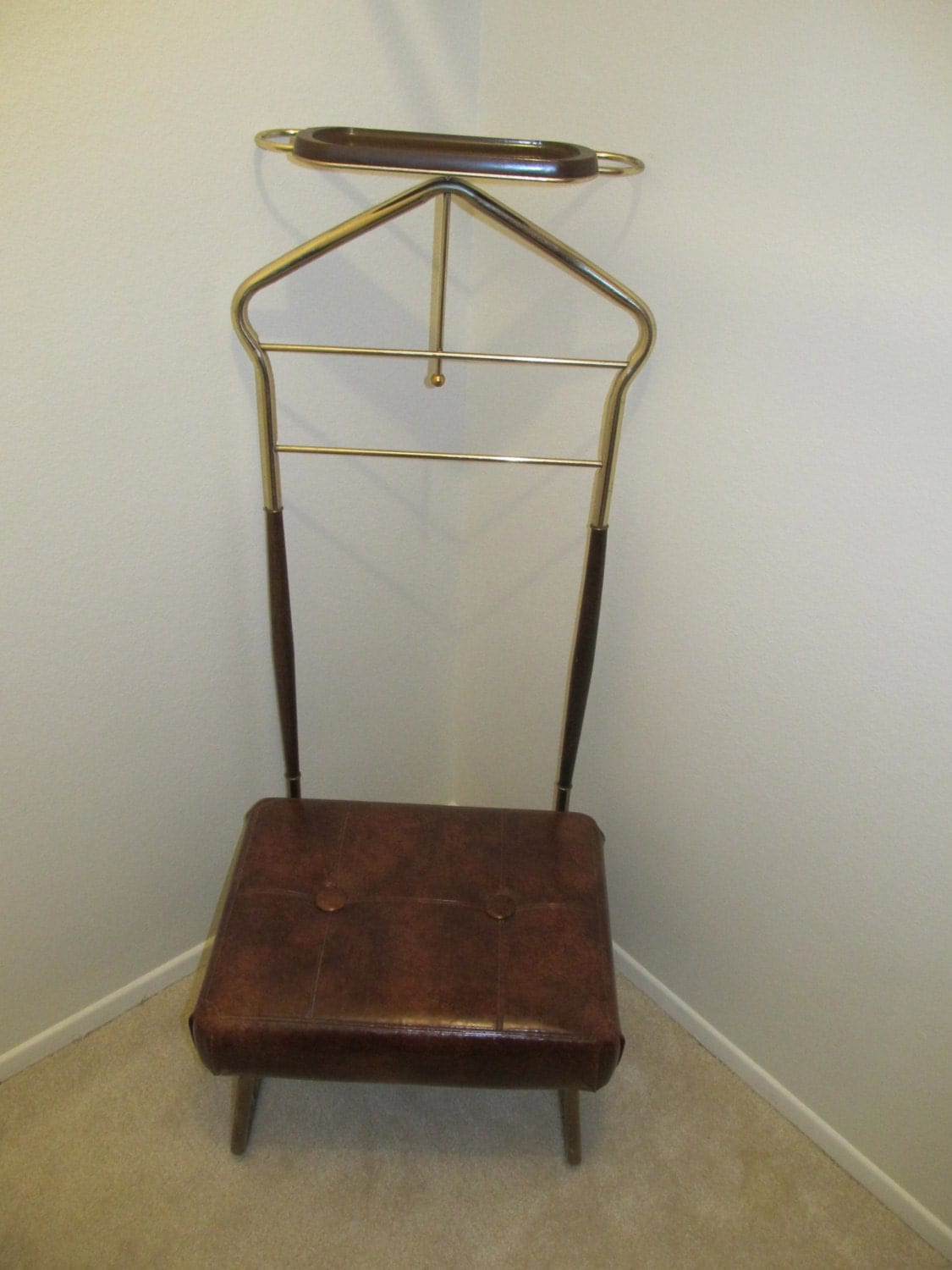 Valet Chair Mid Century Butler Chair Valet Chair Mid Century Furniture