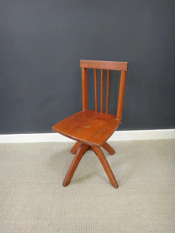 swivel chair child folding picnic chairs asda vintage 39s desk