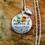 Items Similar To Mother Necklace Daughter Necklace Gift