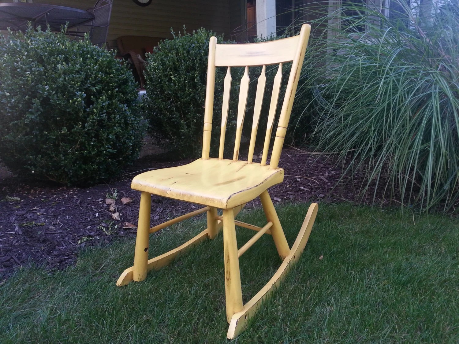 Banana Rocker Chair Request A Custom Order And Have Something Made Just For You