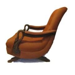 Seng Chicago Chair Steel Adirondack Rocking Zelfaanhetwerk