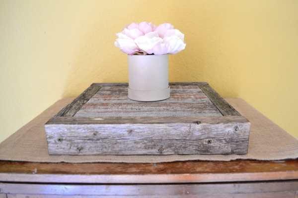 Rustic Wood Wedding Cake Stand Narleyandchikki