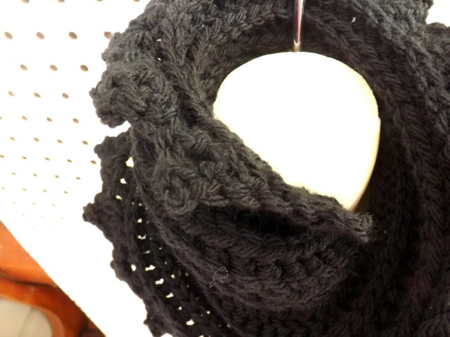 Lauren Crochet Scarf Pattern Infinity Scarf Pattern Chunky