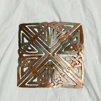 Square Celtic Knot Wall Art