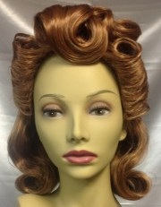popular items 1940's hairstyle