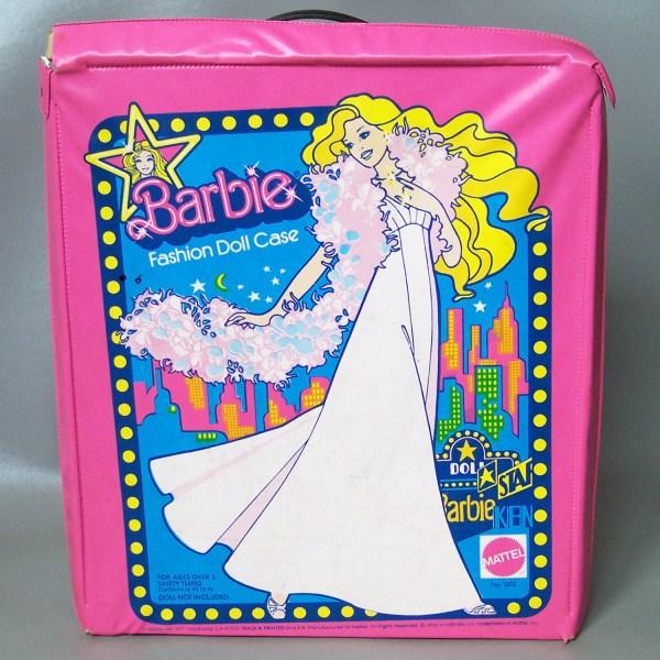 Vintage 1977 Barbie Doll Case
