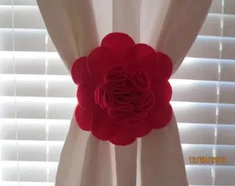 Curtain Tie Backs Etsy