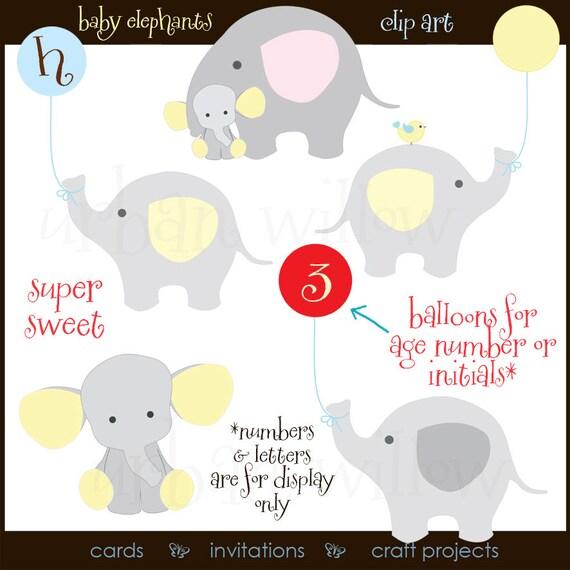 baby elephants clipart elephant