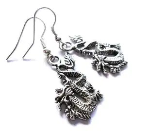 Pattern for Dragon Blossom Bracelet Ring and Earrings with