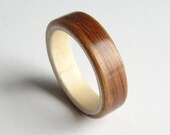Wood Ring - Tropical Oliv...