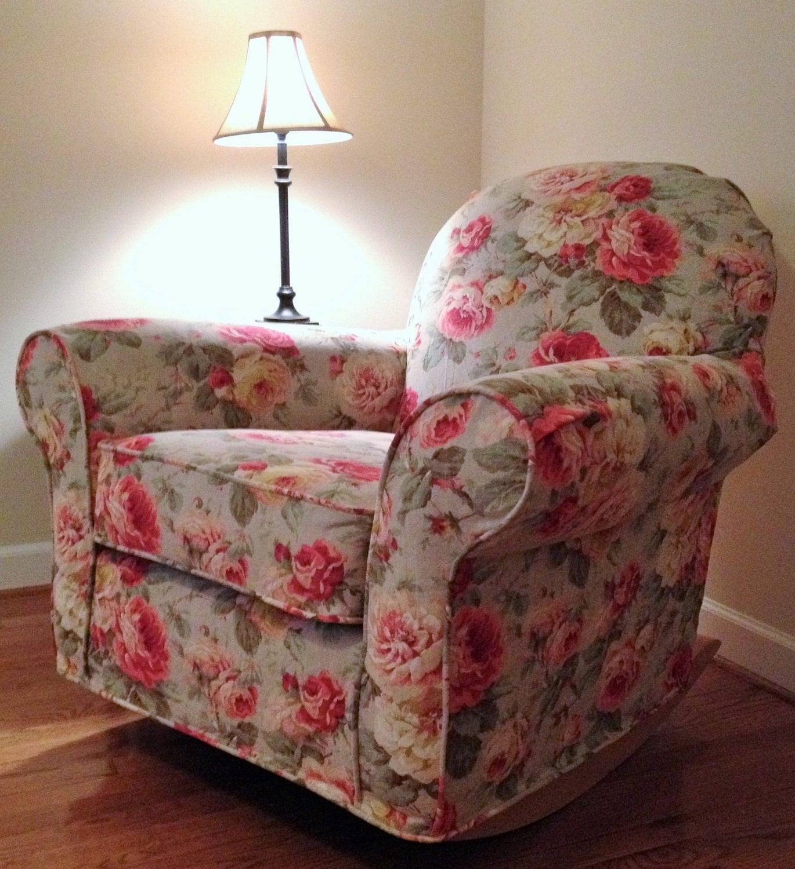 chair covers pottery barn sedan rental custom slipcover for dream swivel glider made