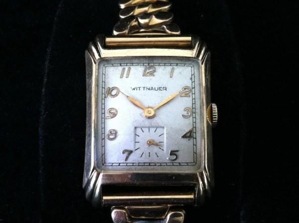 Vintage Men' Wittnauer Longines Fine Swiss Wrist Watch