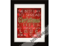 Christmas Printable, Buddy The Elf Quote, Instant Download ...