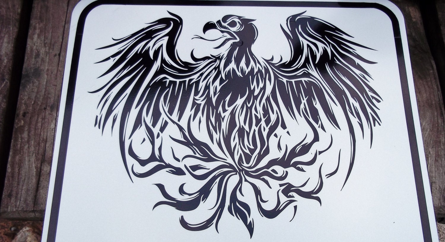 A Day To Remember Eagle Vinyl Decal