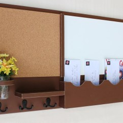 Kitchen Whiteboard Little Girl Sets Mail Organizer Cork Board White Message By Legacystudio