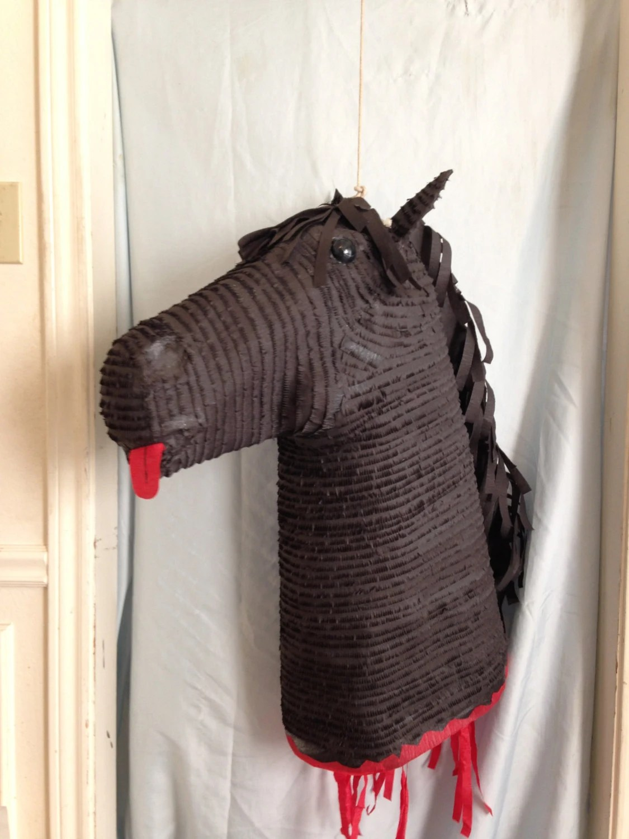 Godfather Horse Head Pinata