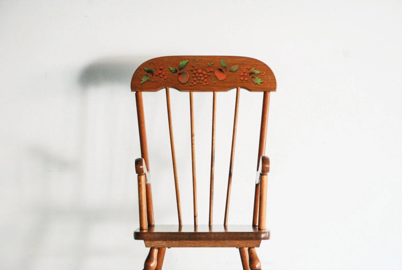 childs wooden chair childs rocking chair kids