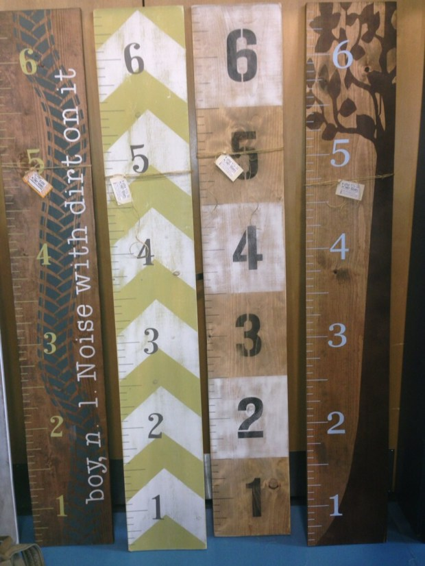 Wooden Growth Charts For Boys Home Design Ideas