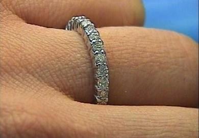 Popular Items For Black Diamond Ring On Etsy