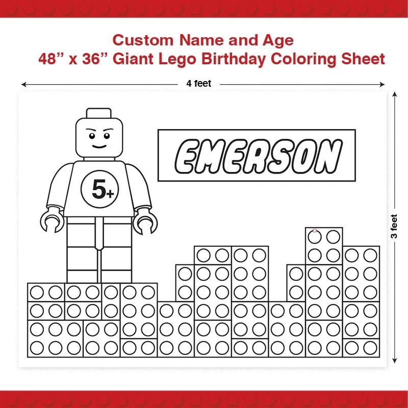 Building Block Return Address Labels EDITABLE PDF Add your