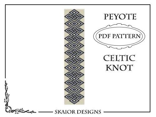 Popular items for odd peyote pattern on Etsy