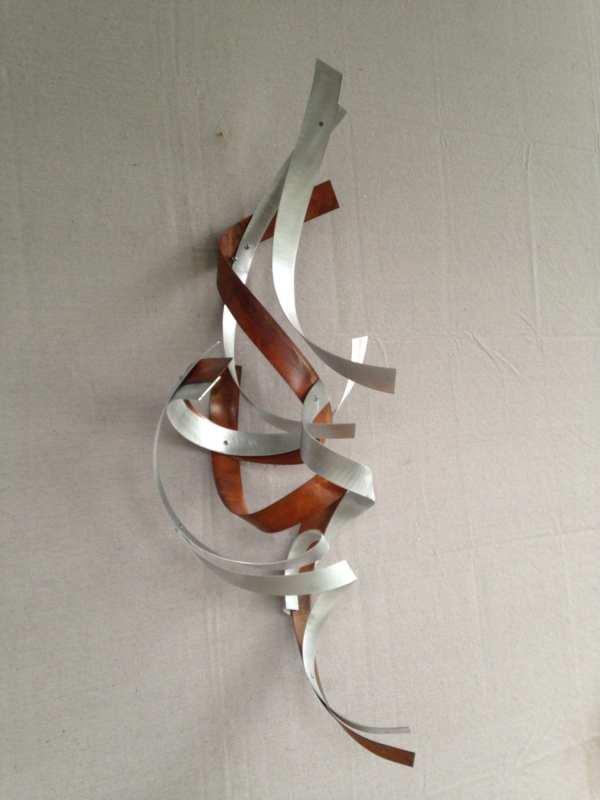 Outdoor Abstract Metal Art Sculptures
