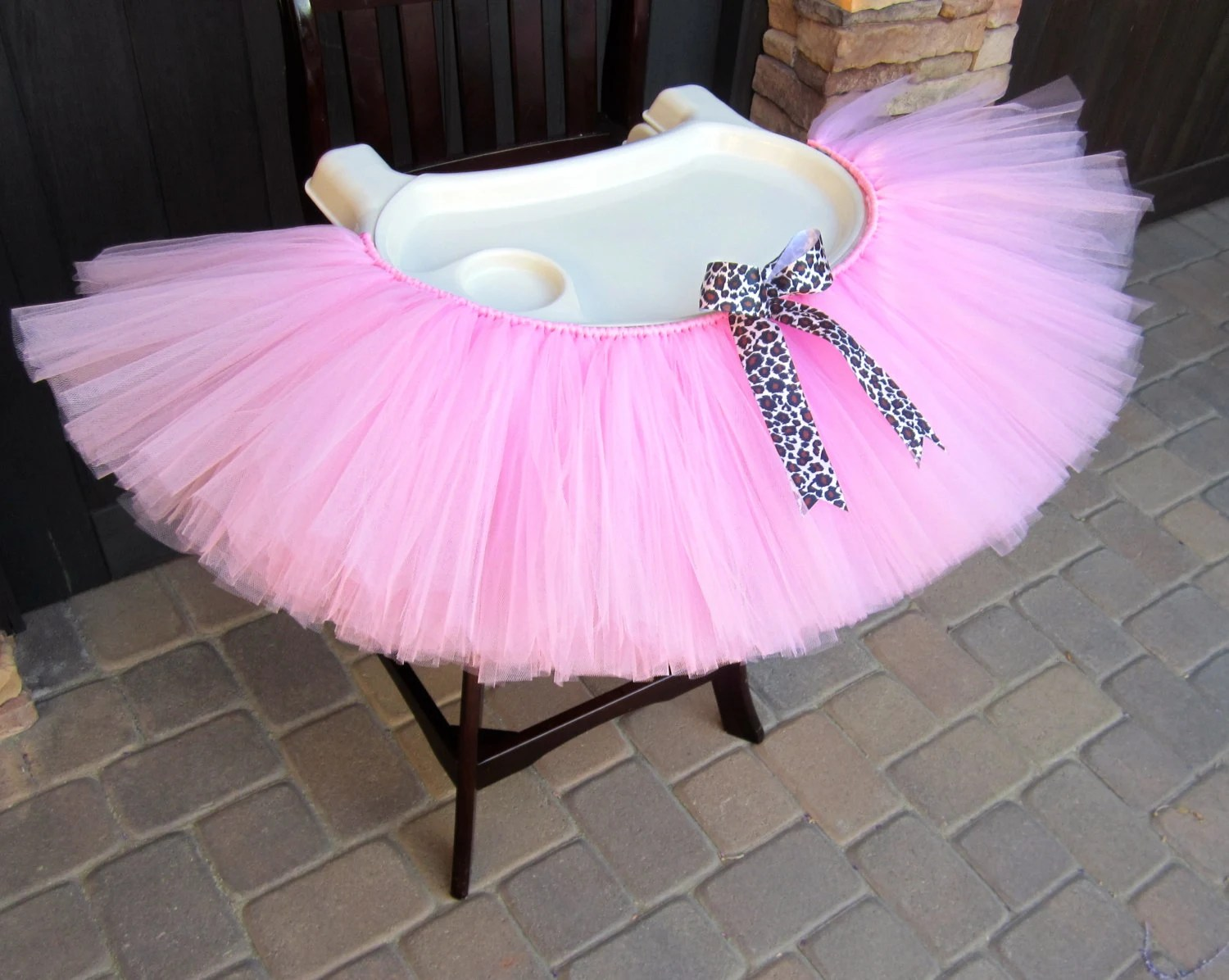 high chair for dolls directors camping any color tutu by piamiaboutique