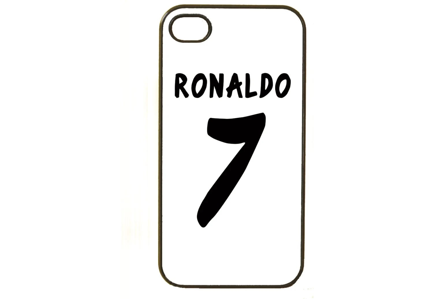 Cristiano Ronaldo Real Madrid case cover for Iphone 4 4s 5