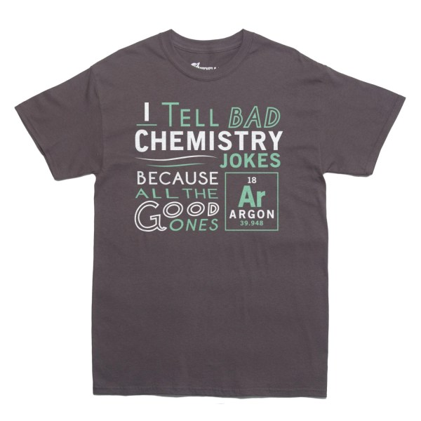 Science Joke T-Shirts