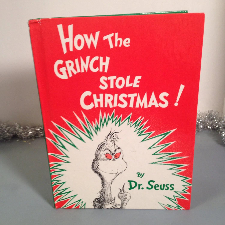 How The Grinch Stole Christmas By Dr Seuss Random