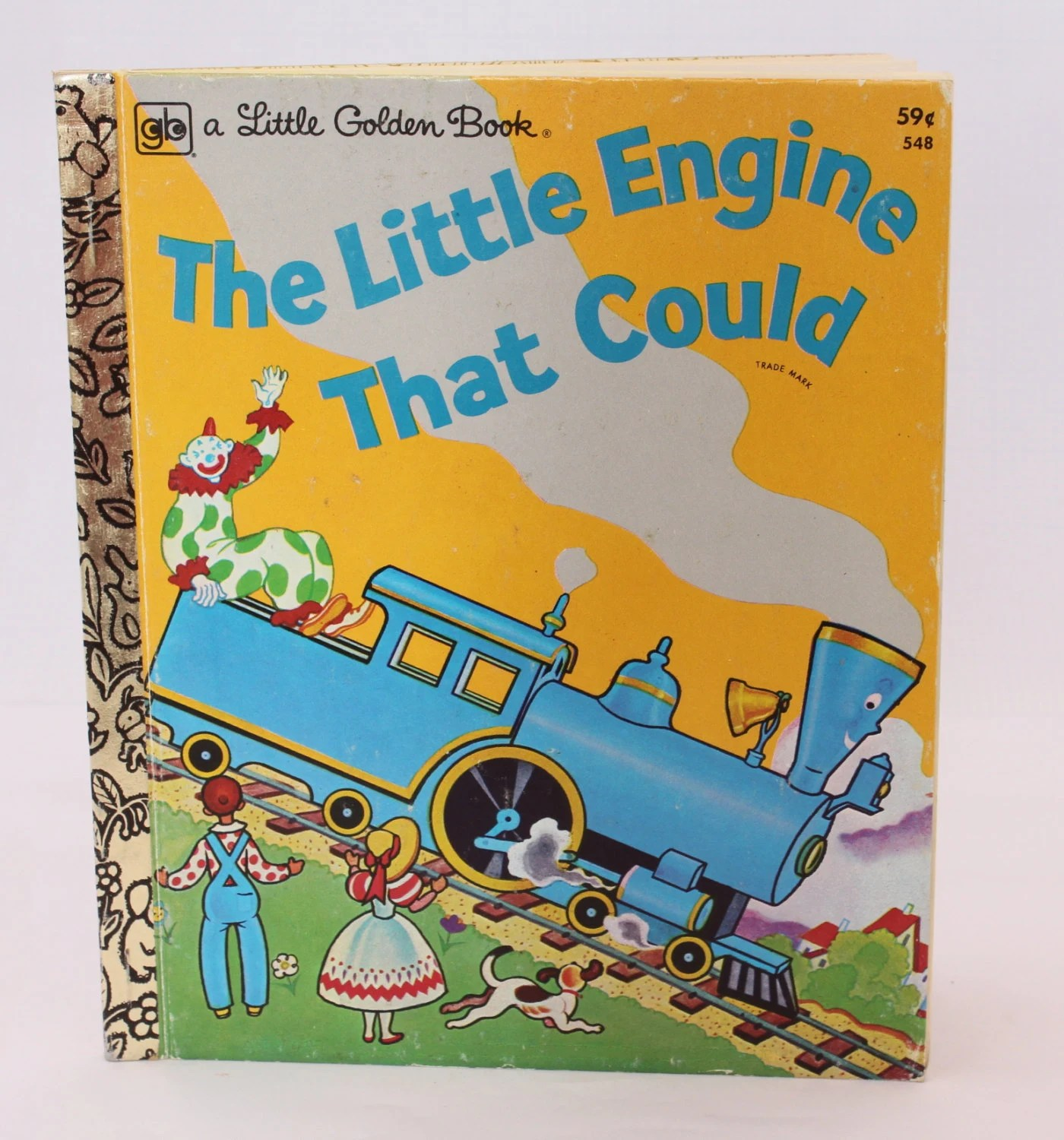 Little Golden Book The Little Engine That Could