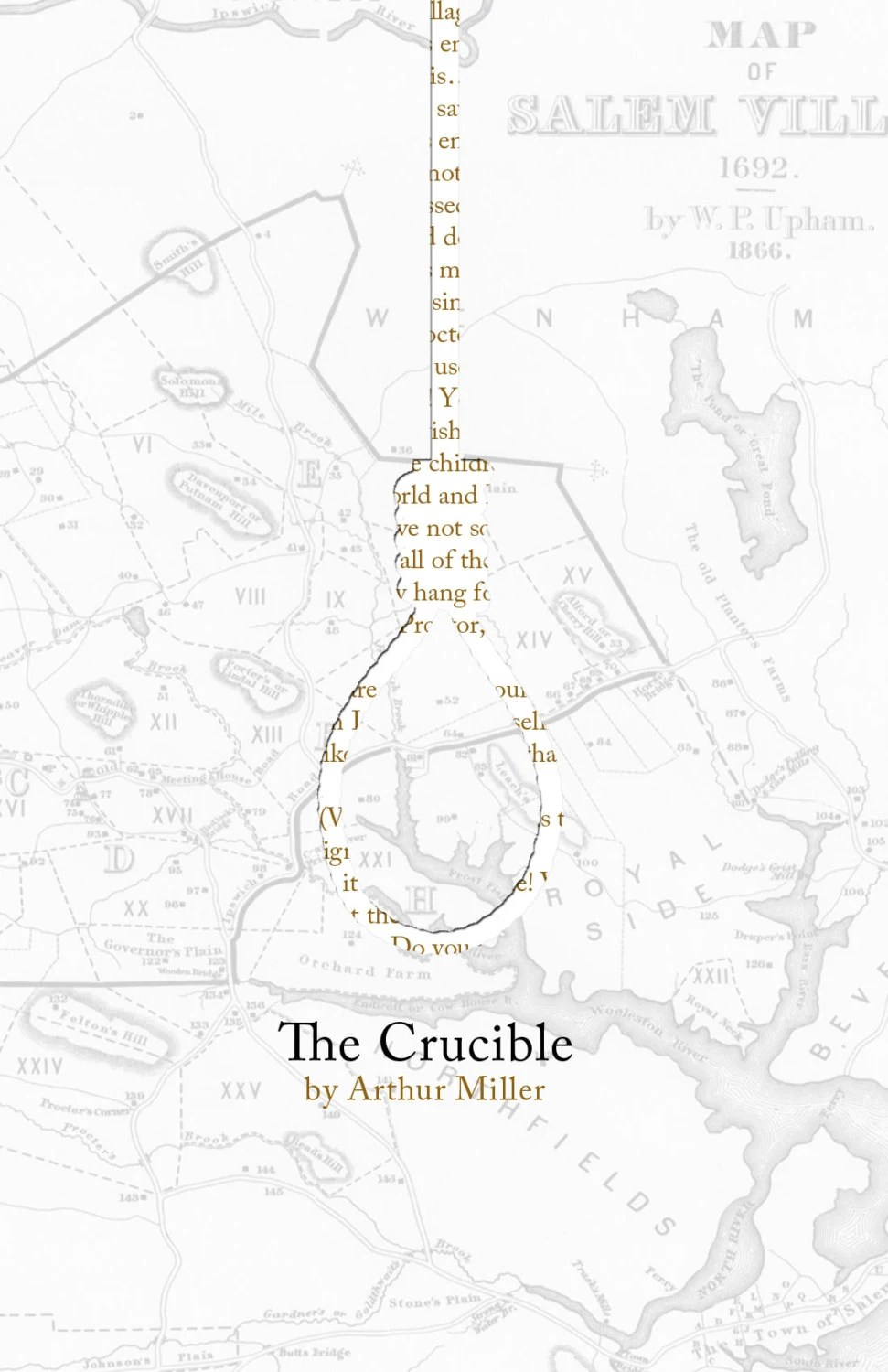 The Crucible Poster Print