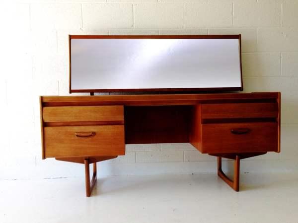 Mid Century Modern Desk Vanity