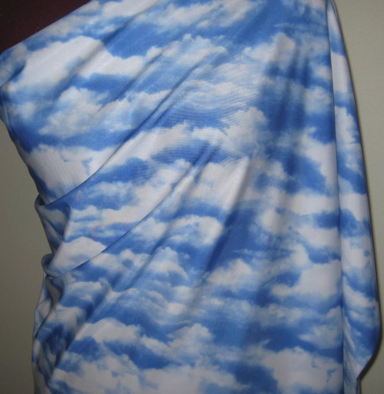 Print Spandex Fabric