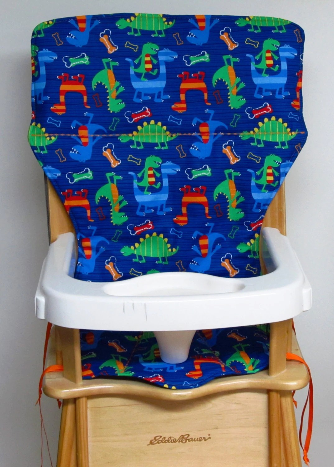 eddie bauer high chairs toddler rocking chair cushions cover replacement paddino