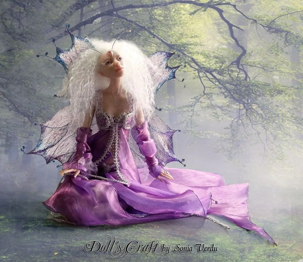 BJD Ball Jointed Doll Fairy
