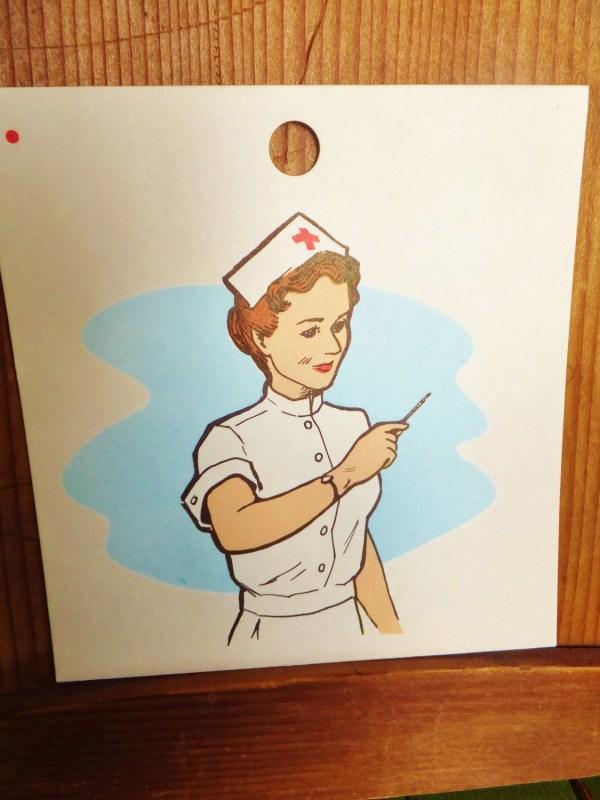 Vintage Nurse Prints