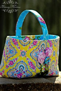 Items similar to Easter Basket Sewing Tutorial, Bag PDF ...