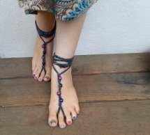 Soleless Sandals - 28 Barefoot