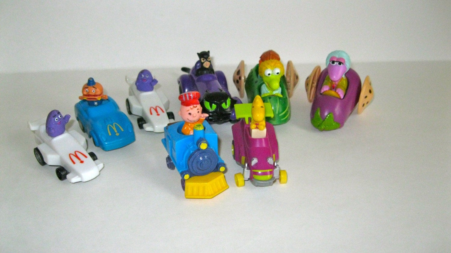 Toys And 80s 90s