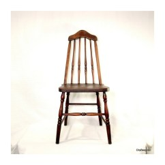 Old Wood Chairs Dining Chair Seat Covers John Lewis Pull Up A Antique 1930s Taper Back