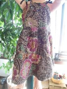 Little Girl Hippie Dress