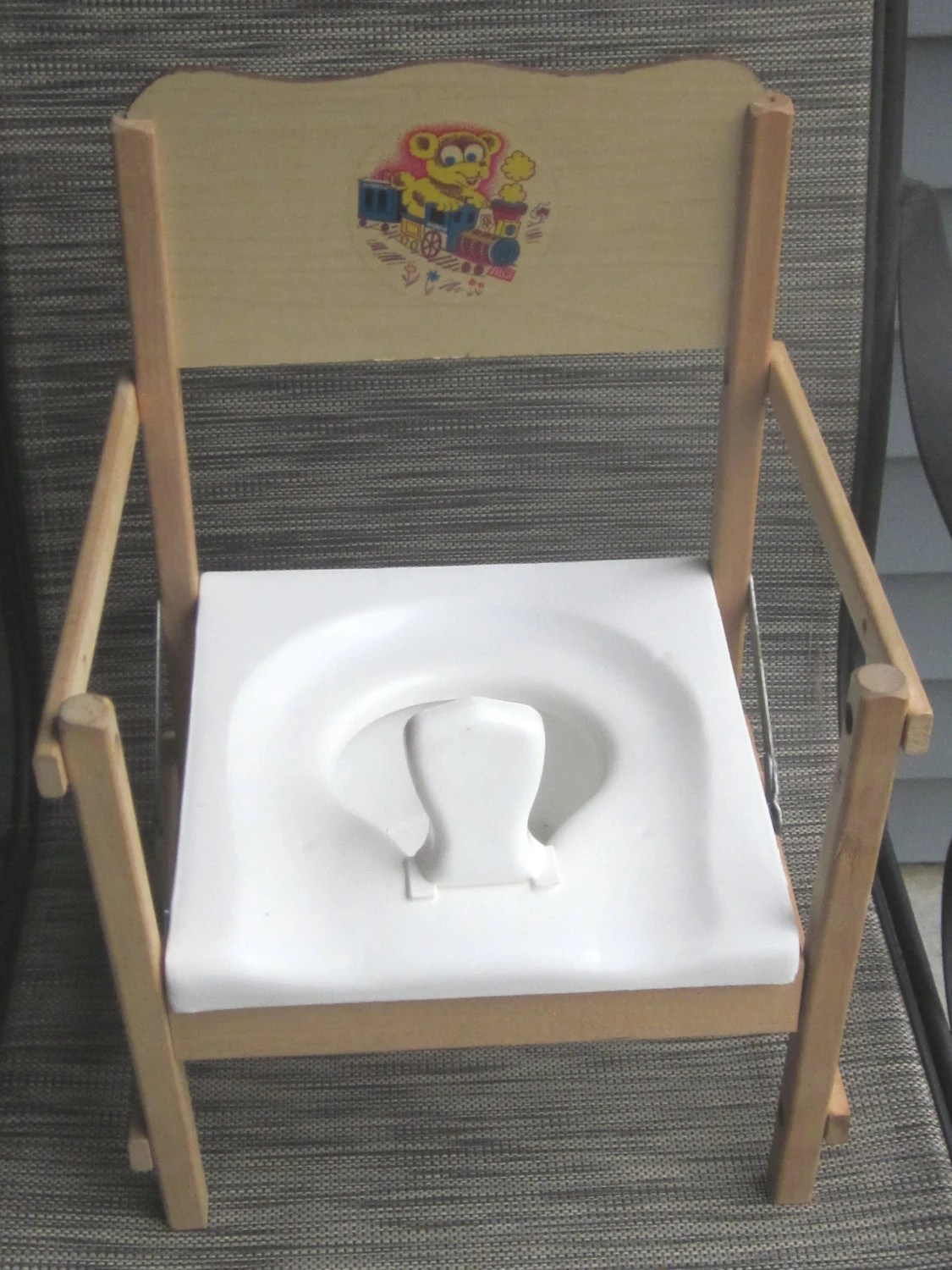 3 in 1 potty chair alternative to covers for wedding vintage training folding