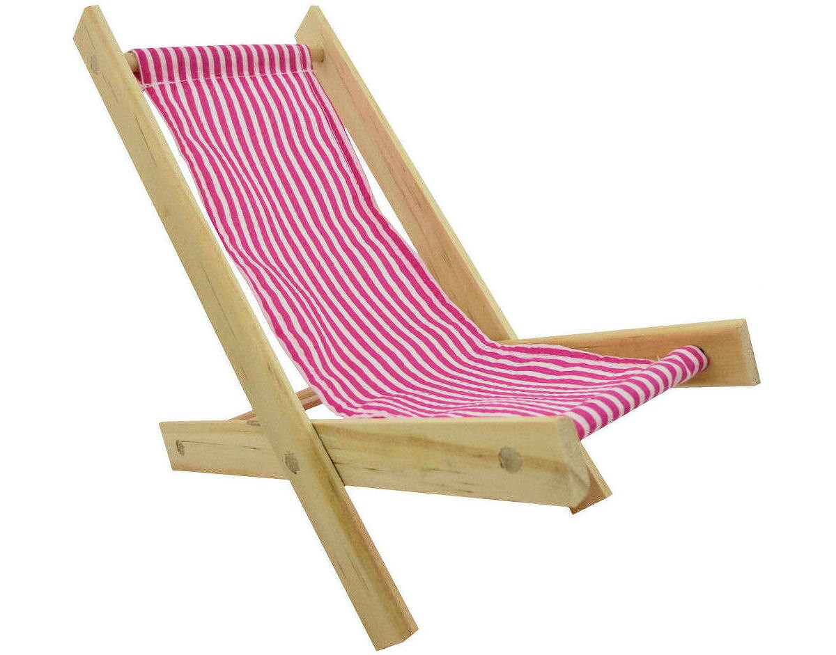 children s pop up chairs my first anywhere chair slipcover toy wooden folding doll pink and white striped fabric