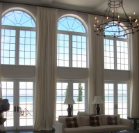 Extra Long Curtains Panels for High Windows/ Loft by ...